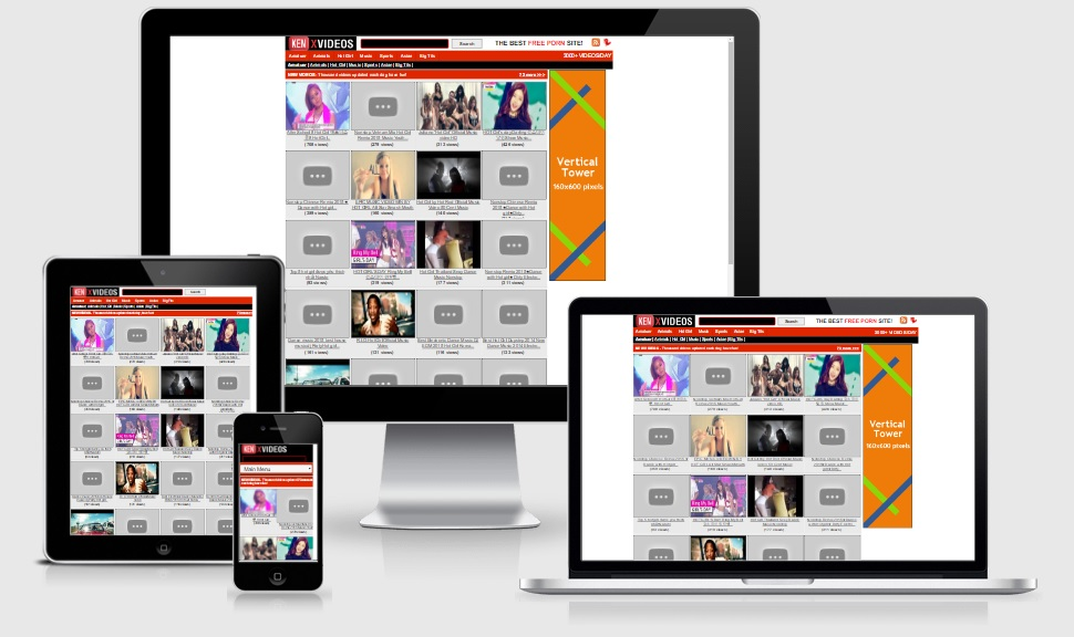 WP Xvideos WordPress Theme Responsive
