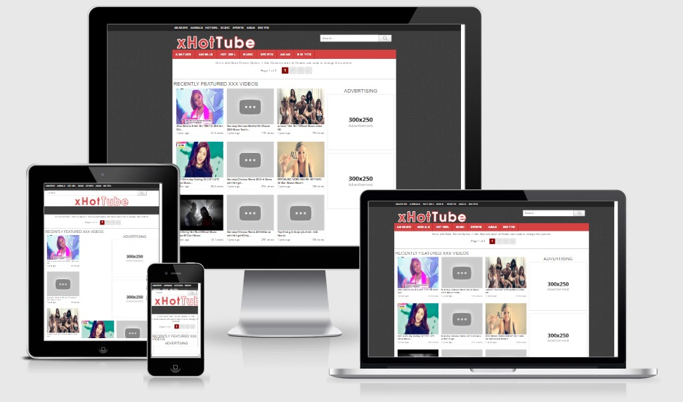 XHotTube WordPress Tube Theme