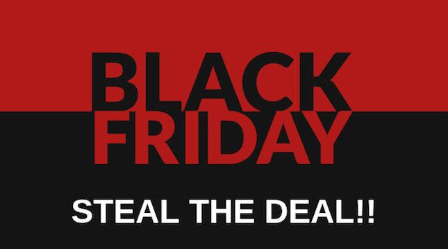 Black Friday Sale - 30% Discount On All Themes And Plugins